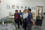 省政协委员、省政协全创办副主任李浩一行莅临达优机械调研