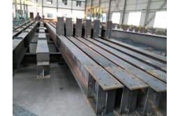 钢结构加工,焊接