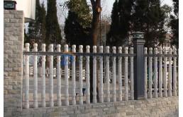 水泥围栏产品展示(围墙应用)