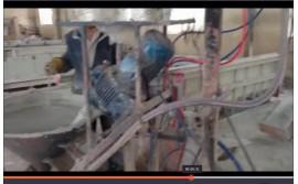 GRC喷浆机操作视频