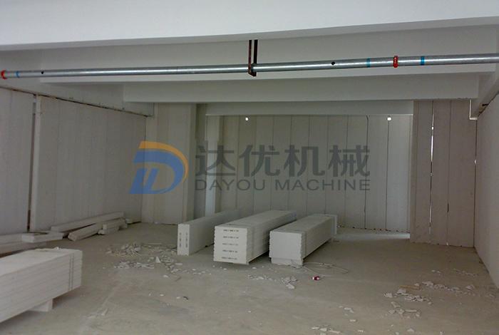 挤压墙板机产品案例展示